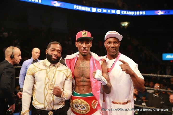 Easter Jr. vs. Shafikov – June 30 – Toledo, Ohio