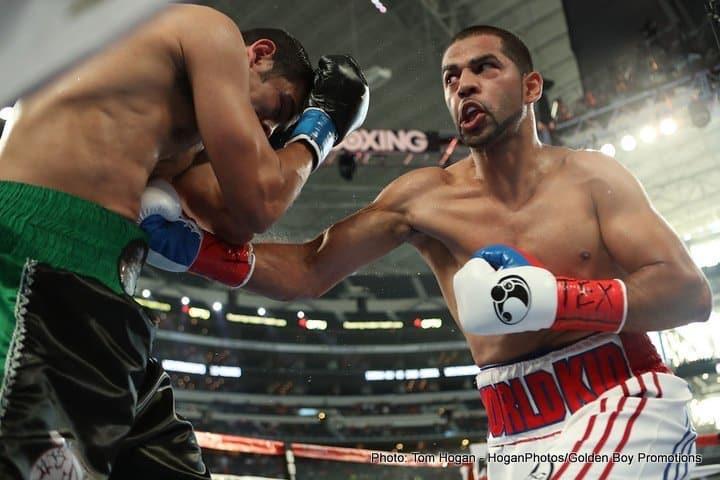 Ali vs. Johan - July 29, Tuscon, Ariz. @ Tuscon, Ariz.  | Tucson | Arizona | United States