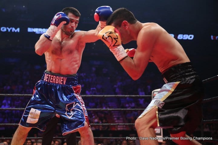 Beterbiev vs. Deines  *** Postponed *** @ Moscow, Russia | Moscow | Russia