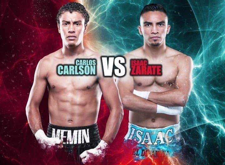 Carlson vs Zarate - July 21 - Ontario, Calif. @ Ontario, Calif. | Ontario | California | United States