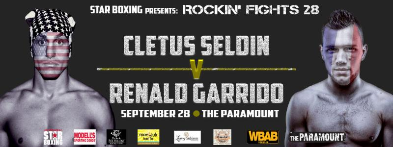 Seldin vs Garrido - Sept 28 - Huntington, NY. @ Huntington, NY. | Huntington | New York | United States