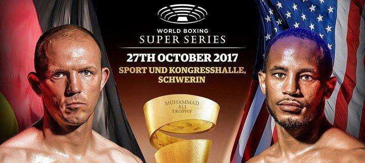 Braehmer vs Brant - October 27 - Schwerin @ Schwerin, Germany | Schwerin | Mecklenburg-Vorpommern | Germany