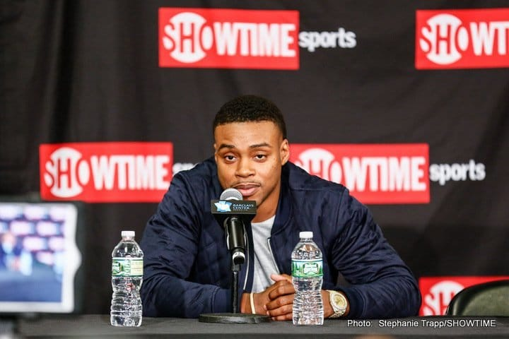 Spence Jr vs Peterson - January  20 - Brooklyn NY @ Barclays Center | New York | United States