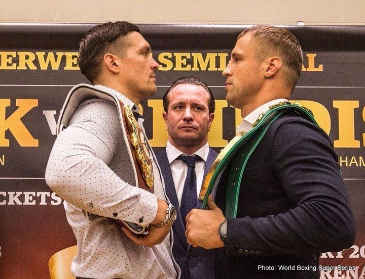 Usyk vs Briedis - January 27 -  Riga, Latvia @ Riga, Latvia | Riga | Latvia