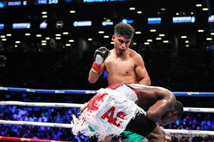 Garcia vs Lipinets – March 10  – San Antonio
