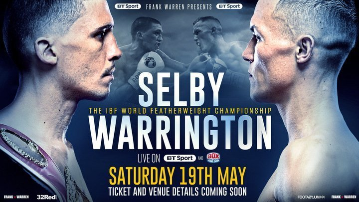 Selby vs Warrington – May 19 – Leeds