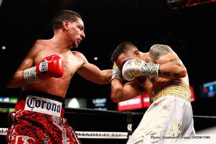 Garcia vs Porter - September 8 - Brooklyn, NY @ Brooklyn, NY | New York | United States