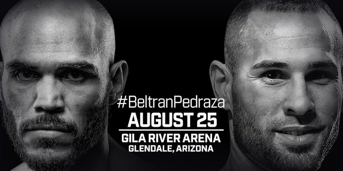 Beltran vs Pedraza - August 25 - Glendale, Arizona @ Glendale, Arizona | Glendale | Arizona | United States