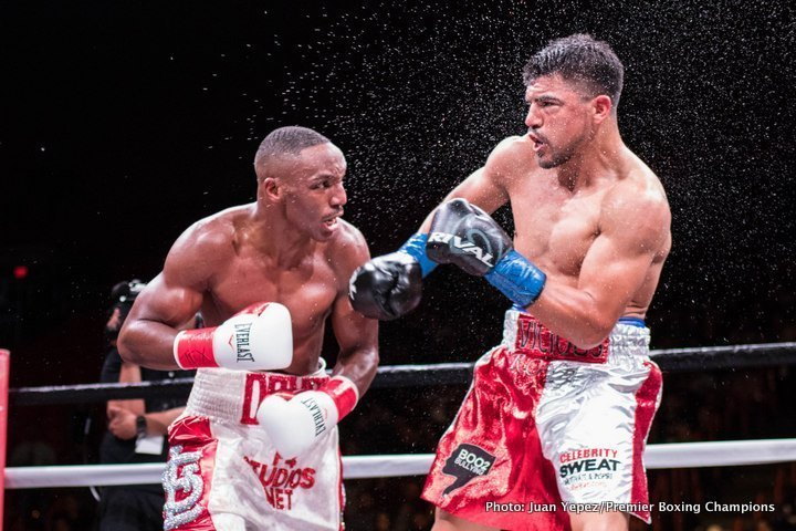 Oritz vs Molina Jr – Cancelled!