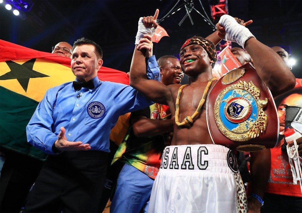 Dogboe vs Navarrete -  December 8 - New York City @ New York City | New York | New York | United States