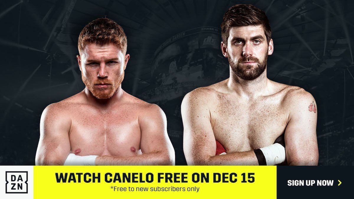Canelo vs Fielding - December 15 - New York @ New York City | New York | New York | United States