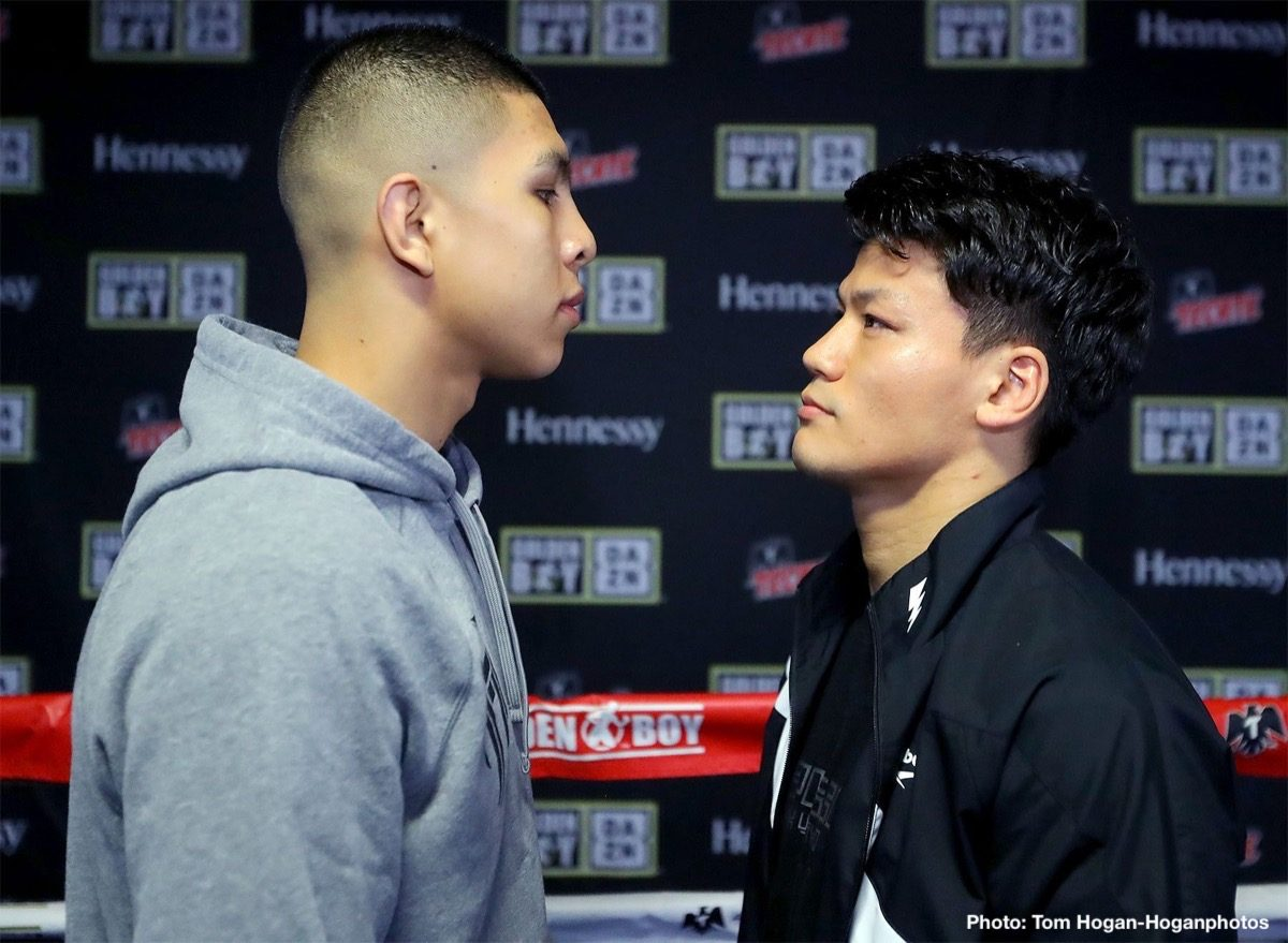 Munguia vs  Inoue - January 26 - Houston, Texas @ Houston, Texas  | Houston | Texas | United States
