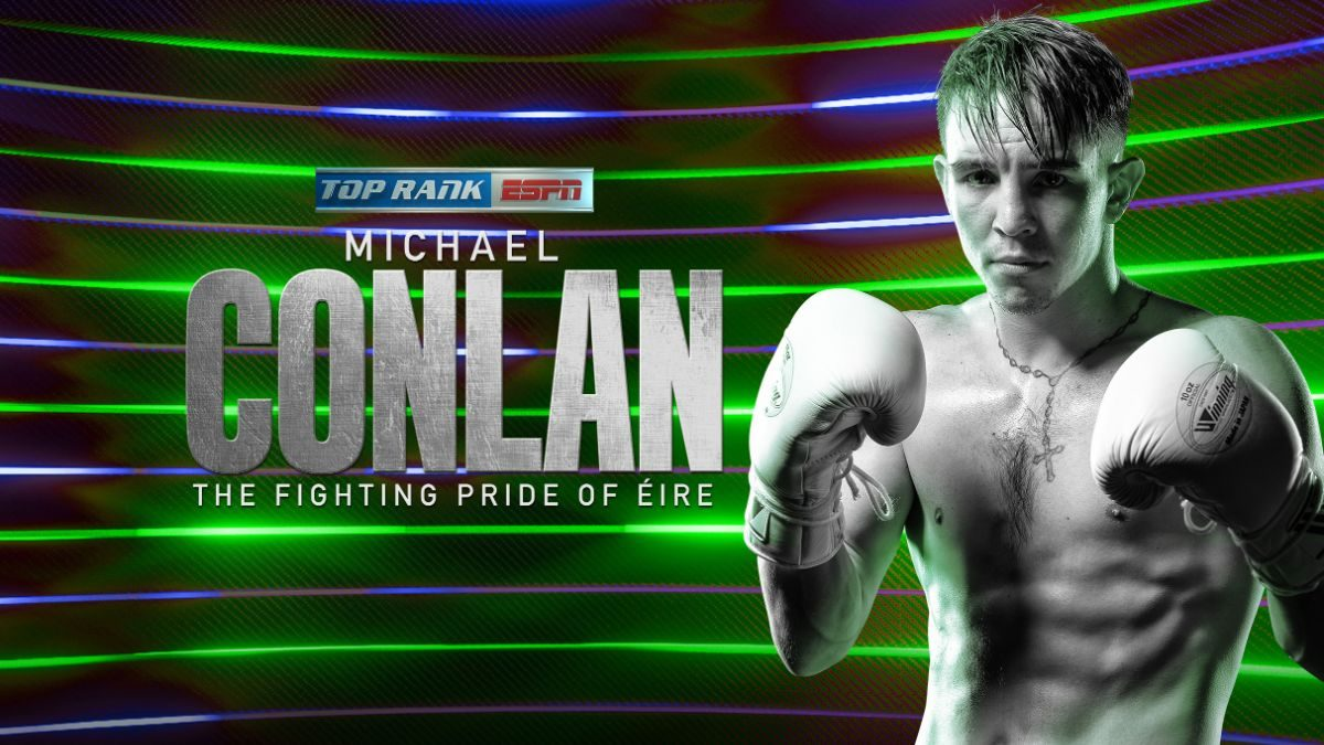 Conlan vs Hernandez - March 17 - MSG, NYC @ MSG, NYC | New York | New York | United States