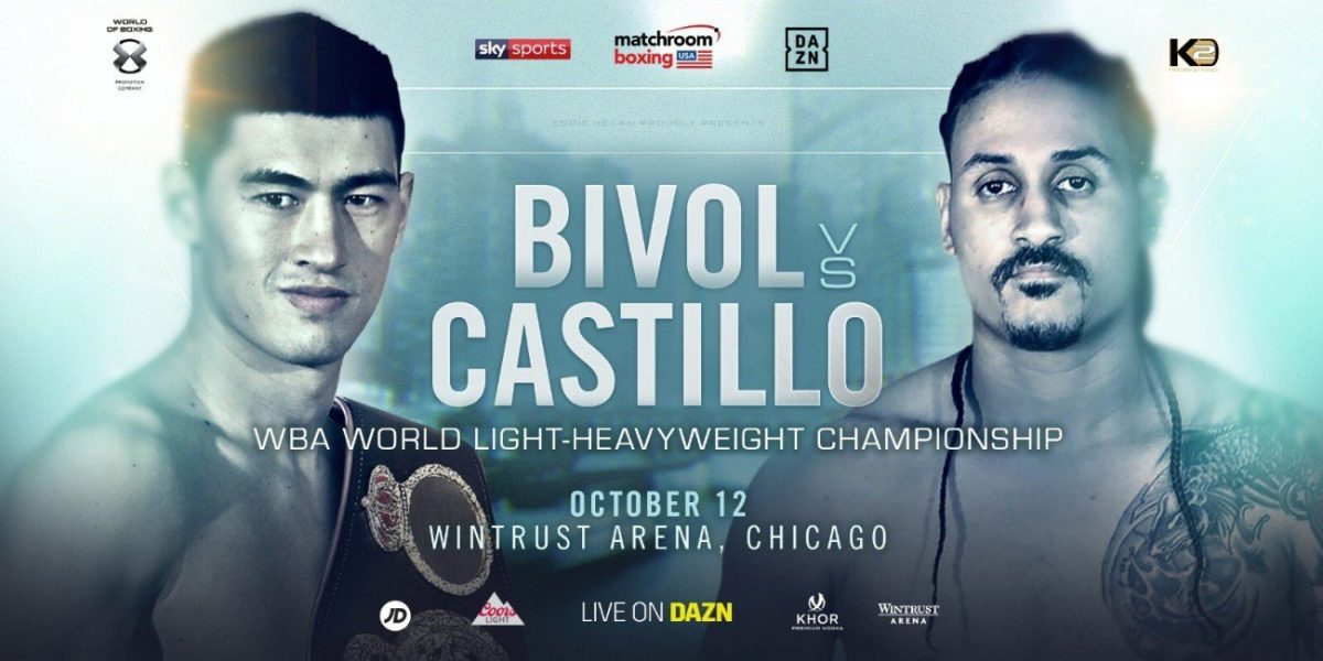 Bivol vs Castillo – DAZN, Sky Sports