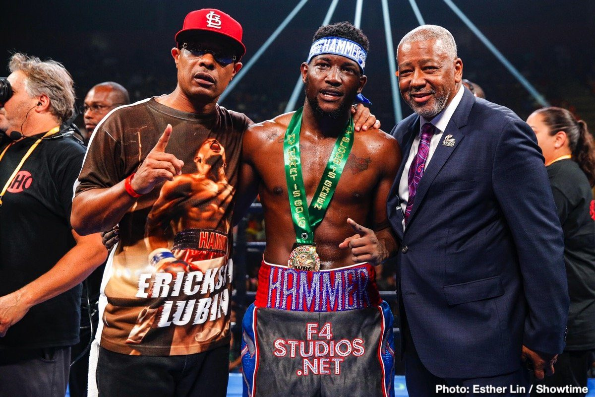 Lubin vs Gallimore – Showtime