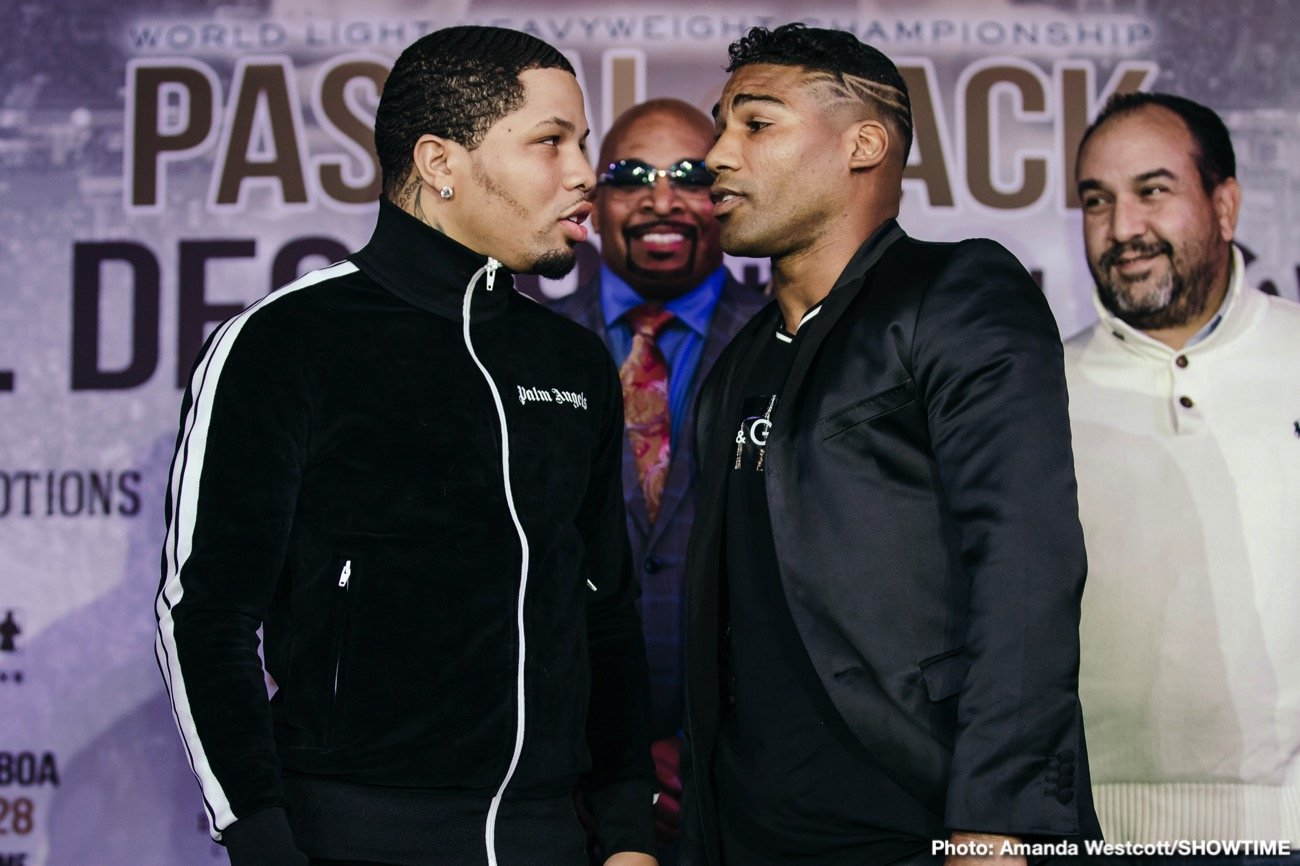 Gervonta Davis vs Gamboa - Showtime @ State Farm Arena in Atlanta | Atlanta | Georgia | United States