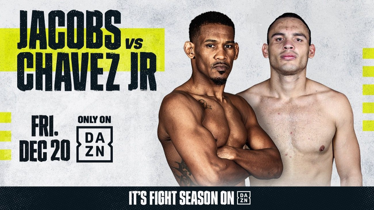 Jacobs vs Chavez Jr - DAZN, Sky Sports @ Talking Stick Resort Arena in Phoenix | Phoenix | Arizona | United States