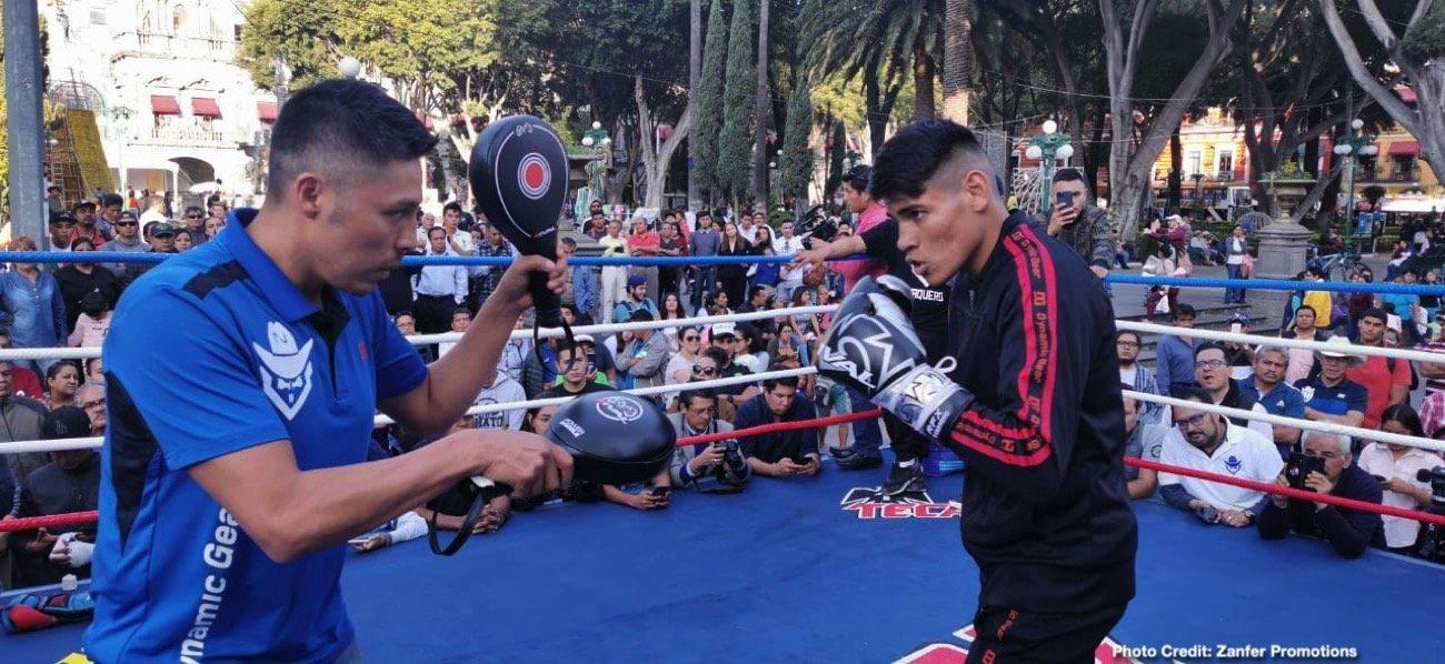 Navarrete vs Horta  - ESPN+ @ Auditorio GNP Seguros in Puebla | Heroica Puebla de Zaragoza | Puebla | Mexico