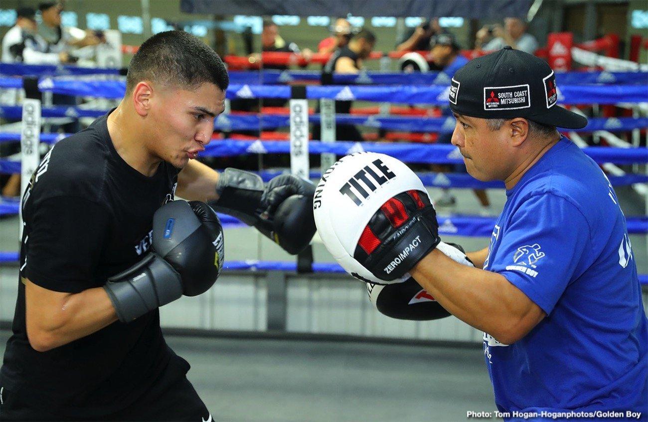 Ortiz Jr. vs. Solomon  - DAZN @ Fantasy Springs Resort Casino | Indio | California | United States