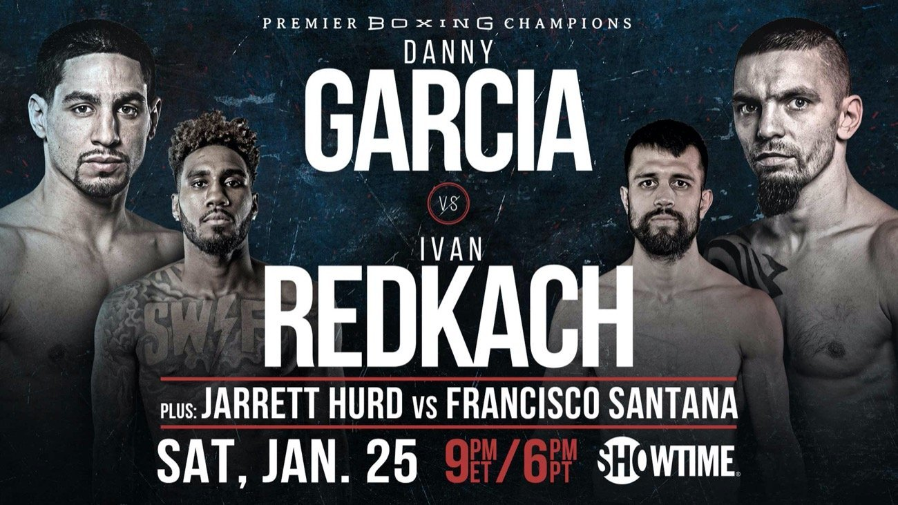 Garcia vs Redkach - Showtime @ Barclays Center in Brooklyn | New York | United States