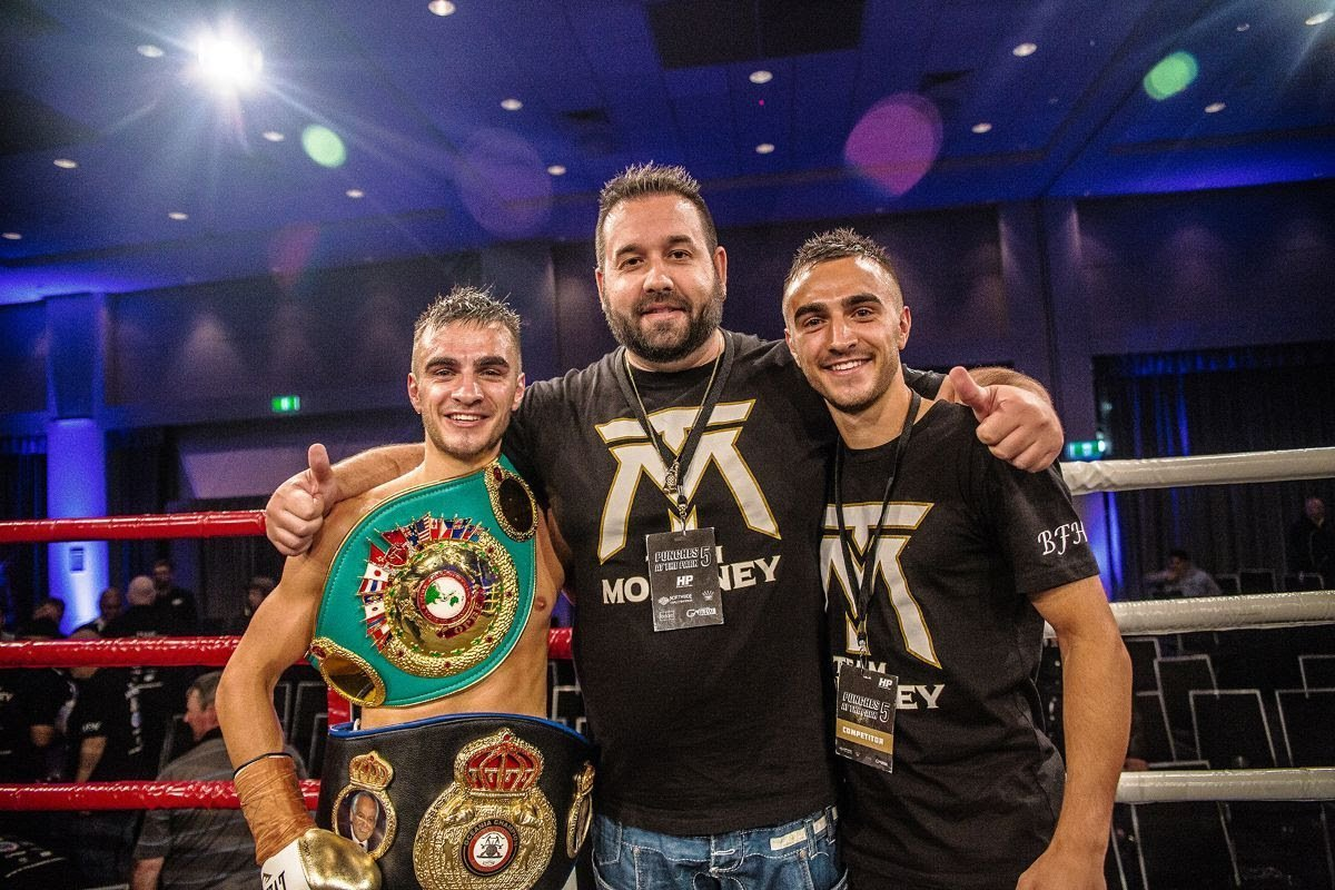 Jason Moloney  vs. Baez - ESPN - June 25 @ MGM Grand Conference Center – Grand Ballroom | Las Vegas | Nevada | United States